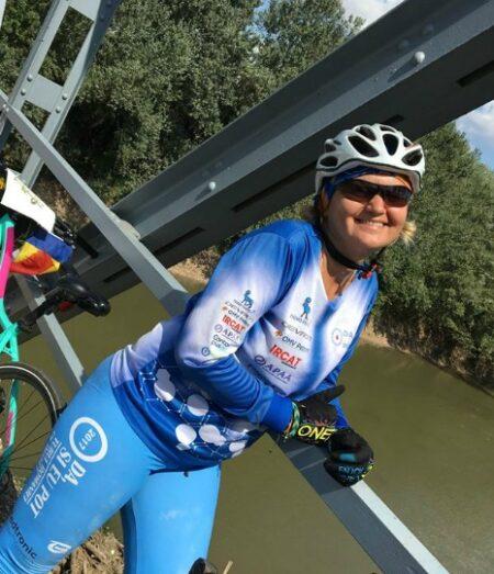 Gabriela Airinei, da si eu pot, turul ciclist al romaniei, diabet tip 1, diabet, sport cu diabet