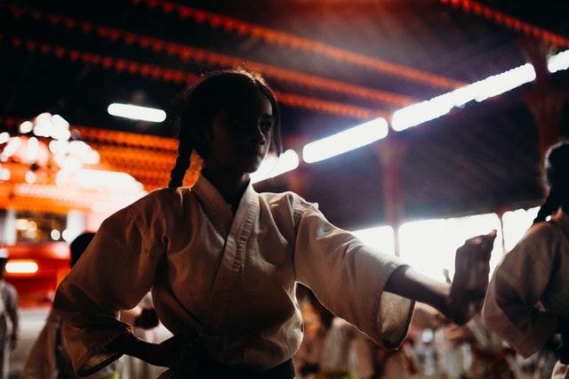 arte martiale, karate